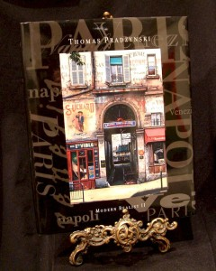 "Hard-cover Book: ""Thomas Pradzynski: Modern Realist II"" $150"