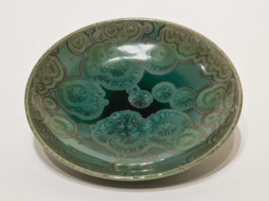 "SOLD Bowl (BB-4179) by Bill Boyd crystalline-glaze ceramic – 6"" (W) $100"