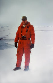 Christopher Walker portrait arctic