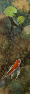 """Solitaire"" 12 x 36 - Giclée print on canvas Artist's Proof - $1,160 CAD Unframed USD $895 Unframed"