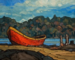 "SOLD ""Beached,"" by Phil Buytendorp 8 x 10 - oil $520 Unframed $700 in show frame"