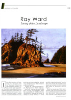 Ray Ward Magazin Art Summer 2010 Page 1