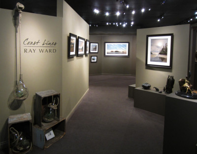Ray Ward Show 2012 Coast Lines