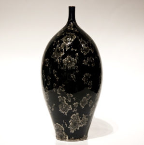 "SOLD Bottle (3090) – 5"" x 11 1/2"" by Bill Boyd $325"