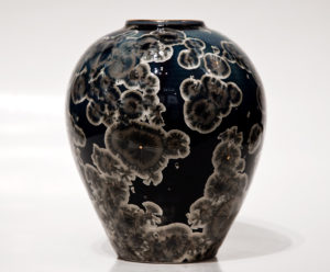 "SOLD Vase (3091) – 6"" x 7"" by Bill Boyd $250"
