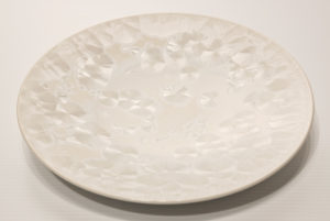 "SOLD Bowl (BB-3776) by Bill Boyd crystalline-glaze ceramic – 10"" (W) $135"