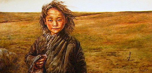 "SOLD ""In the Breeze"" 24 x 48 - oil $6200 Framed"