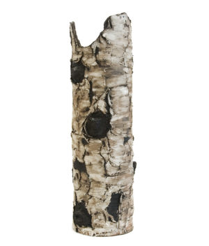 """Beauty in Brokenness"" (BEBL 88) by Bev Ellis ceramic - 24"" (H) x 7"" (W) $485"