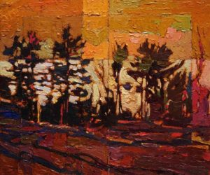 No. 2090 by Bob Kebic 10 x 12 – oil $880 Unframed