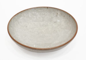 "Bowl (BB-4429) by Bill Boyd crystalline-glaze ceramic - 8"" (W) $110"
