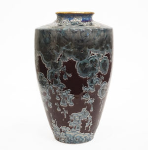 "Vase (BB-4444) by Bill Boyd crystalline-glaze ceramic - 11"" (H) $450"
