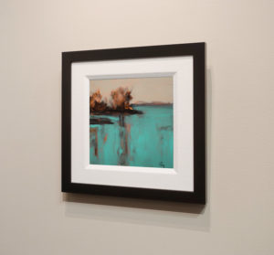 Framing suggestion A, Robert P. Roy