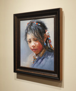 Framing suggestion A, Donna Zhang