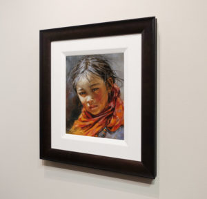 Framing suggestion C, Donna Zhang