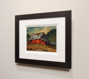 Framing suggestion A, Phil Buytendorp