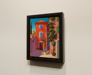 Framing suggestion A, Michael Stockdale