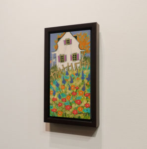 Framing suggestion A, Claudette Castonguay