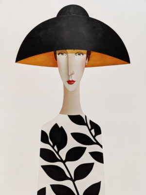 """Marseilles,"" by Danny McBride 30 x 40 - acrylic $4100 (thick canvas wrap)"