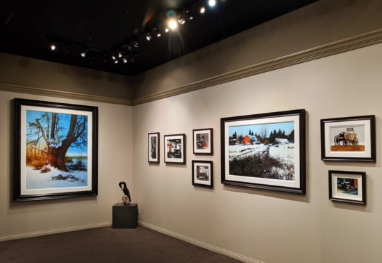 Timeless Show Fall 2019 Alan Wylie gallery wall
