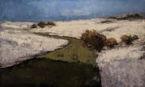 """Yamaska,"" by Robert P. Roy 36 x 60 - oil $3650 Unframed"