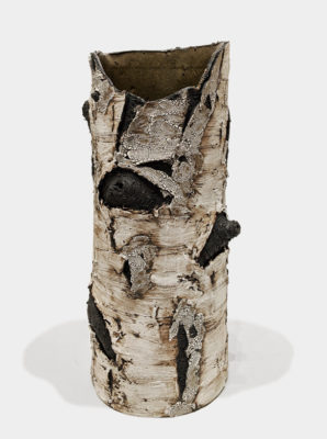 """When I Dream"" (BEBL-140) by Bev Ellis ceramic – 18″ (H) $500"