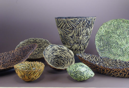 """A grouping from the 'Nest"""" series"""